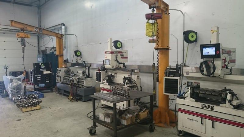 Edmonton engine rebuild shops