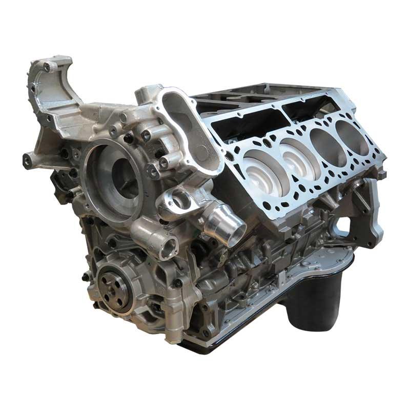 Powerstroke on Duramax Diesel Piston