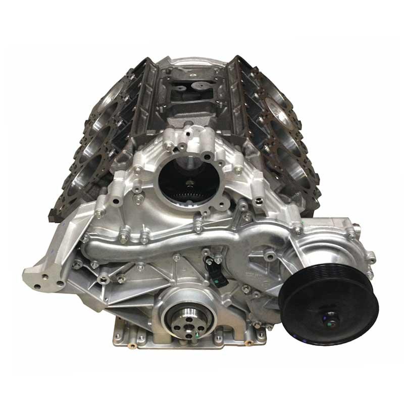6 7 Powerstroke Specs >> 6.7 L Ford Powerstroke Diesel Engine