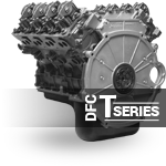 Image of tow/haul series engine with powerstroke diesel performance parts in Edmonton.